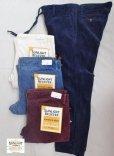 画像1: SUNLIGHT BELIEVER/サンライトビリーバー 70's CORDUROY RELAX PANTS (1)