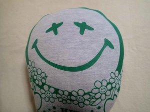 """画像3: Smile Pillow×デトアーライフ """"HEY"""" グリーン×エンジ"""