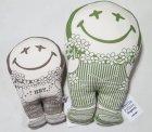 """他の写真2: Smile Pillow/スマイルピロー Organic """"NOW"""" Mサイズ オリーブ"""