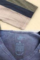 他の写真1: GOOD ON/グッドオン ボートネック ワンピース (Pigment Dye) 3色