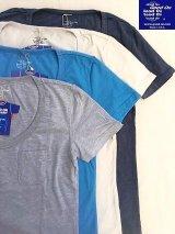 GOOD ON/グッドオン スクープネックTシャツ (Reactive Dye) 4色