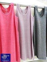 ◆GOOD ON◆タンクトップ ワンピース (Pigment Dye)