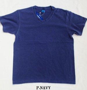 画像2: GOOD ON/グッドオン USA V-Neck Tシャツ(Pigment Dye) 6色