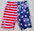 画像3: ★40%OFF★ GOOD ON/グッドオン USA FLAG PRINT SWEAT SHORTS (3)