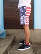 他の写真1: ★40%OFF★ GOOD ON/グッドオン USA FLAG PRINT SWEAT SHORTS