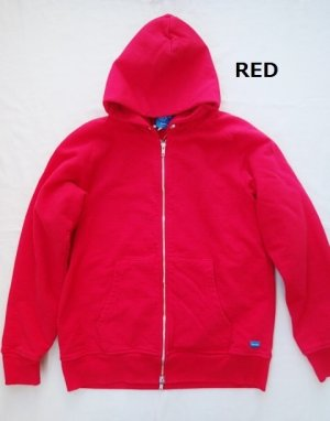 画像2: GOOD ON/グッドオン HEAVY ZIP HOOD SWEAT (Reactive Dye)4色