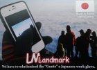 他の写真3: Landmark/ランドマーク リストバンド付き手袋 BORDER