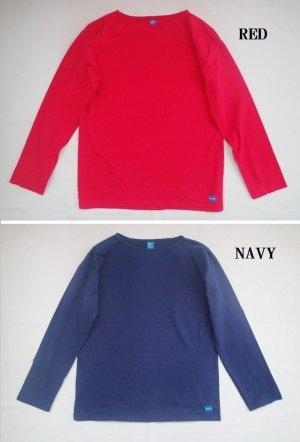 画像2: GOOD ON/グッドオン L/S ボートネック TEE(Reactive Dye) 5色