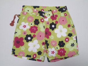画像2: ★30%OFF★SUNLIGHT BELIEVER/サンライトビリーバー MULTI  FLOWER IVY SHORTS