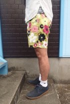 他の写真3: ★30%OFF★SUNLIGHT BELIEVER/サンライトビリーバー MULTI  FLOWER IVY SHORTS