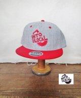 INTO THE LOCAL/イントゥー ザ ローカル LOGO CAP 2tone (3色)