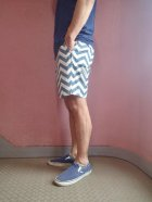 "他の写真3: ★50%OFF★ SUNLIGHT BELIEVER/サンライトビリーバー U.S.A CANVAS SHORTS ""ZIGZAG"""