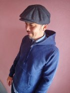 他の写真2: GOOD ON/グッドオン ROUGH 1/2 ZIP P/O HOOD SWEAT (Pigment Dye)3色