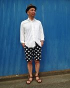 "他の写真2: SUNLIGHT BELIEVER/サンライトビリーバー U.S.A CANVAS SHORTS  ""CROSS"""