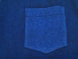 画像3: ★SPECIAL★GOOD ON/グッドオン INDIGO S/S POCKET TEE