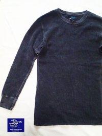 GOOD ON/グッドオン L/S THERMAL TEE (Pigment Dye) 4色